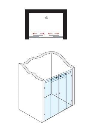 מקלחון מעוצב 914